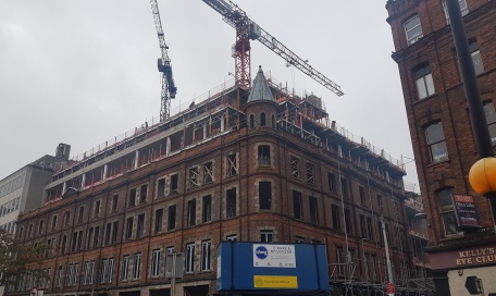 New Student Accommodation Queen Street